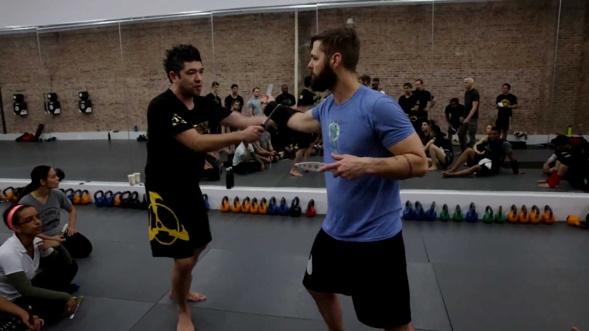 About NYC Martial Arts Instructor SiFu Dan Anderson