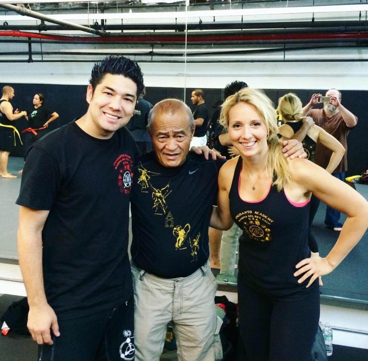 what a beginner student should know about a guro dan inosanto
